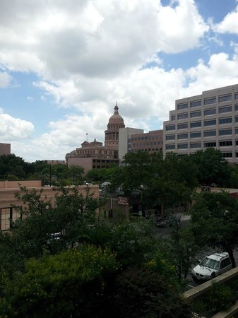DoubleTree Suites by Hilton - Austin: View from meeting room