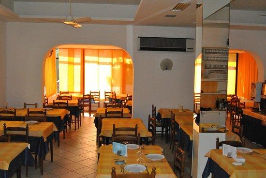 Hotel Fabiana: sala da pranzo