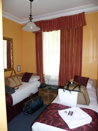 Tudor Court Hotel : Room