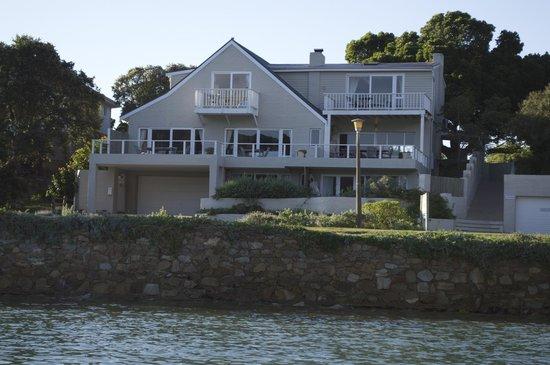 Amanzi Island Lodge : Amanzi