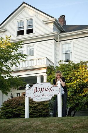 Bayside Bed and Breakfast: 1897 Historical B&B