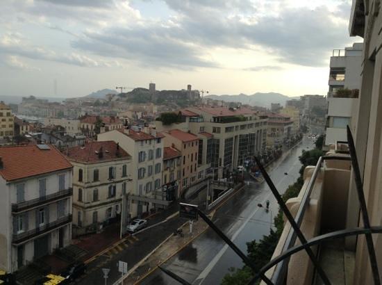 Hotel Renoir: vista dalla camera