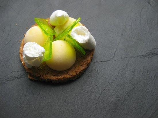 L'archipel: Tarte au citron