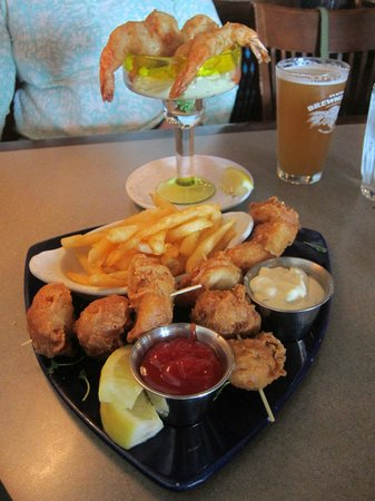 Lavelle's Bistro: Our appetizers