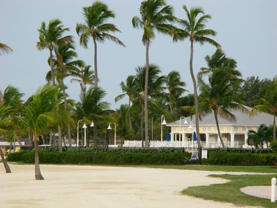 Islander Resort: Large meeting house for events