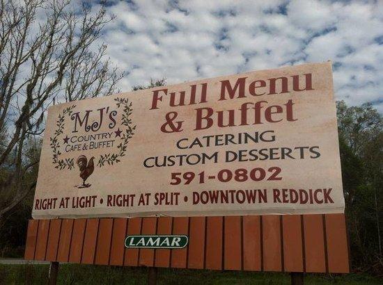 MJ's Country Cafe: getlstd_property_photo