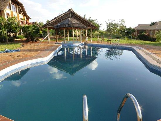 Afrikan Sunstar Resort: Piscina