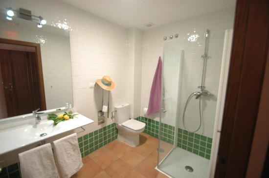 La Posada de San Marcos: Bathroom adapted for special needs