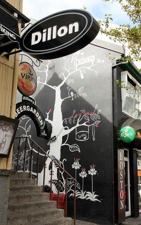 Dillon whiskey bar