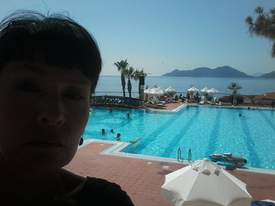 Liberty Hotels Lykia : raj
