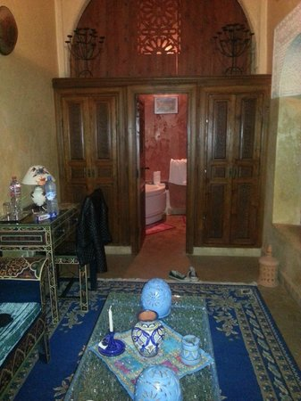 Riad Marlinea : suite
