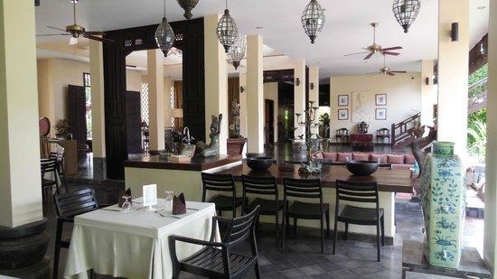The SAMAR Villa & Spa Resort: restaurant