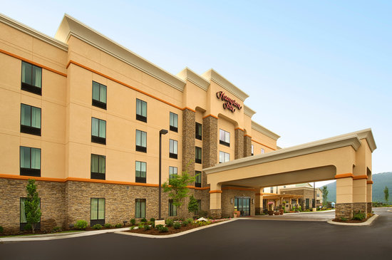 Hampton Inn Chattanooga West/Lookout Mountain : Exterior Day