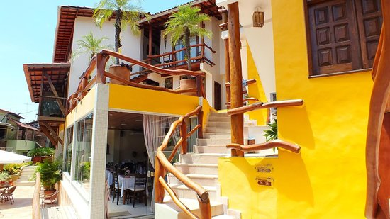 Pousada Safira do Morro: Vista del hostal