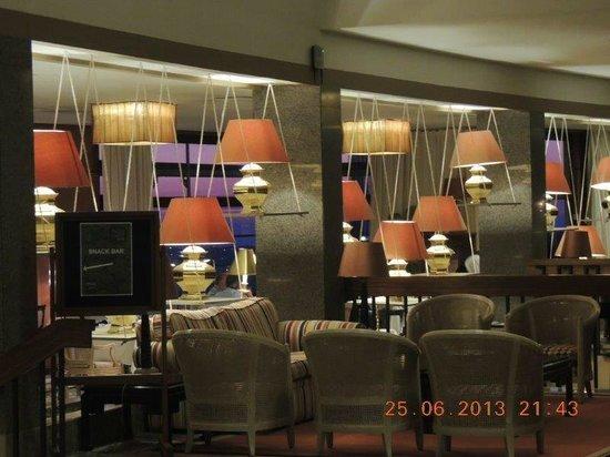 Hotel Tivoli Sintra: recpção
