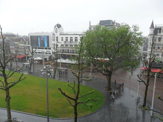 City Hotel Rembrandt Square : vue de jour
