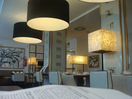 Hotel Pulitzer Roma: salle petit dejeuner