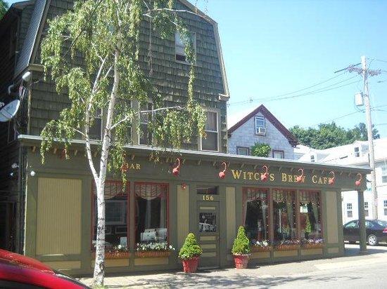 Witches Brew Cafe Salem Ma Menu