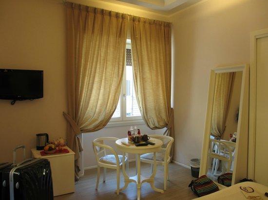La Residenza dell'Orafo: vue de la chambre