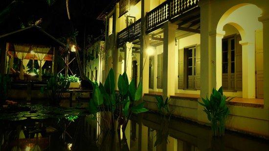 Satri House : bassin