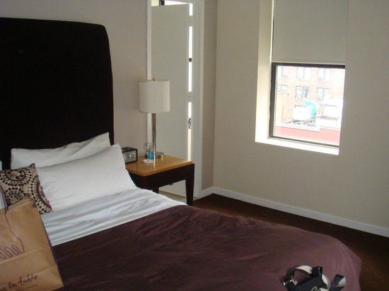 The Court – A St Giles Hotel: Room