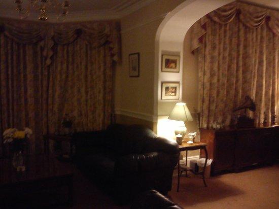 Bryn Derwen: Another of reception/lounge