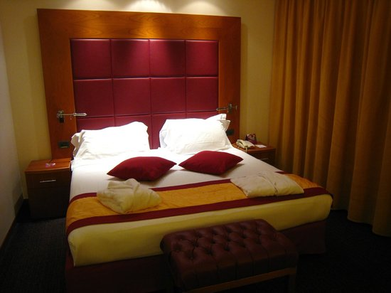 "Crowne Plaza Venice East-Quarto d'Altino: Club Level King ""Suite"""