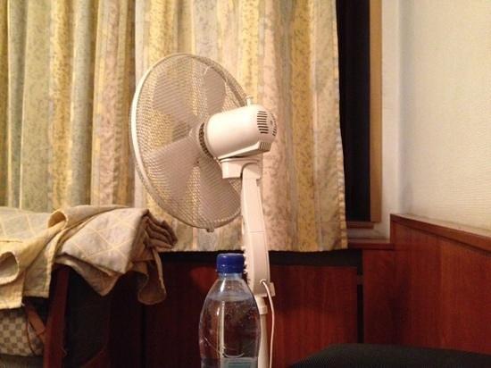 Neptun Hotel: klima lı