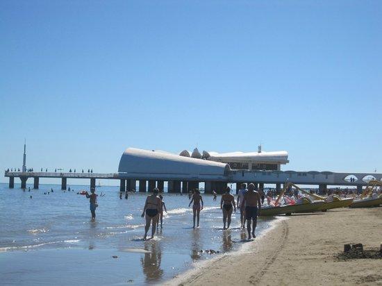 Hotel Nettuno: terrazza sul mare