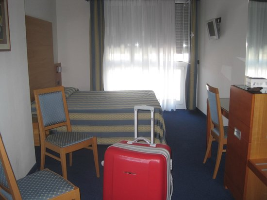 Hotel Nettuno : stanza