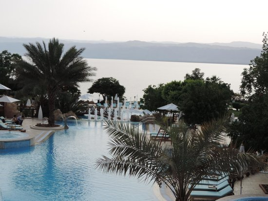 Jordan Valley Marriott Resort & Spa: Beautiful
