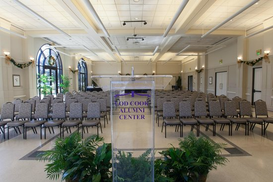 The Cook Hotel and Conference Center at LSU: Elegant Event Space