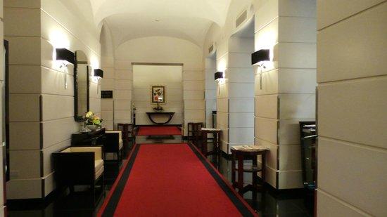 Grand Hotel Via Veneto: Hotel lobby