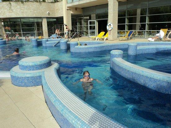 Thermal Hotel Visegrad: la piscine trop top!
