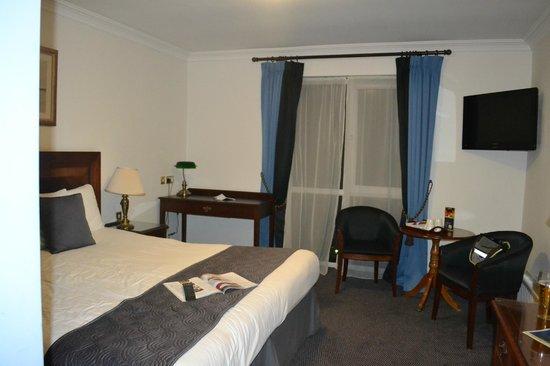 Faithlegg House Hotel & Golf Resort: bedroom