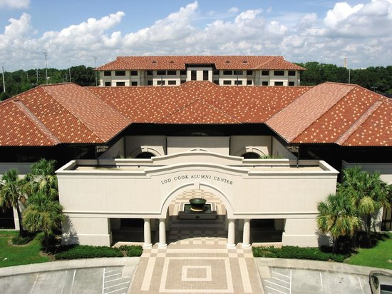 The Cook Hotel and Conference Center at LSU: Hotel and Conference Center are Situated in a Serene Campus Environment