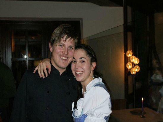 Culinaria: Wir: Julia und Mike