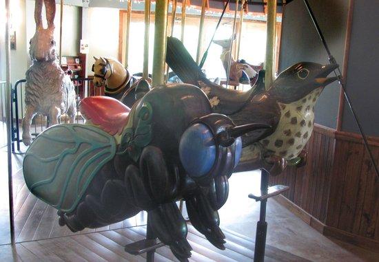 Adirondack Carousel: The Black Fly