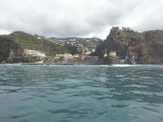 Restaurante Sol Poente : View from the sea