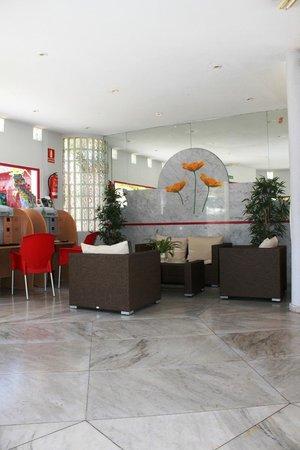 Apartamentos Guanabara Park: reception