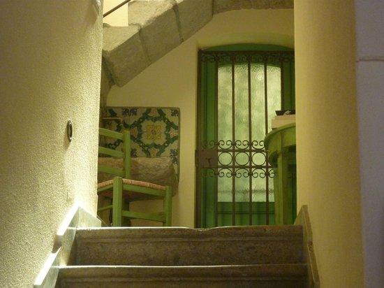 Palazzo dei Corsari: interno b&b