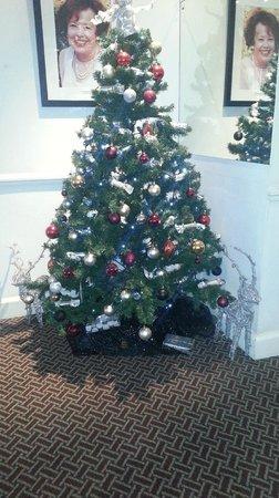 Hinton Firs Hotel: Festiveness