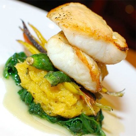 Fets Whisky Kitchen: West Coast Cod