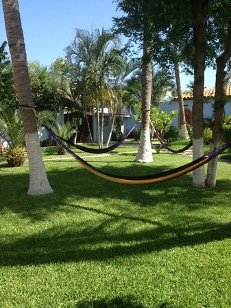 Casamar Suites Hotel : Relax time!
