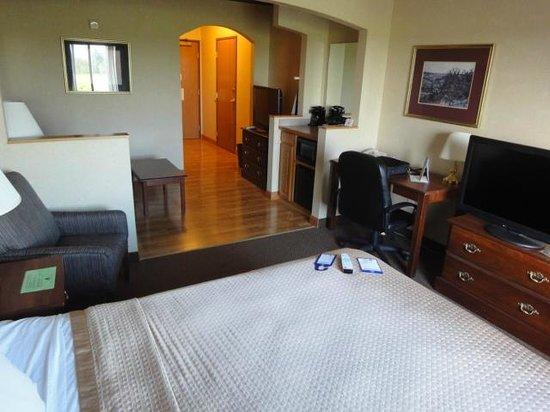 Best Western Chelsea Hotel: Single Queen Room