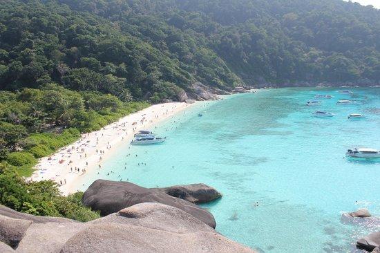 Similan Islands: spettacolare spiaggia!