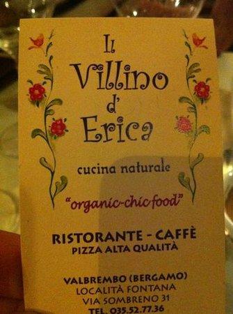 Il Villino d Erica: Inserisci didascalia