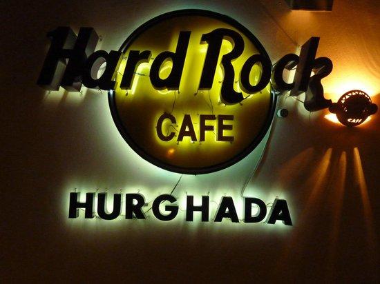 Hard Rock Cafe Hurghada : l'esterno del locale