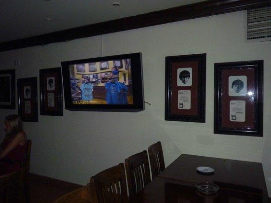 Hard Rock Cafe Hurghada : l'interno