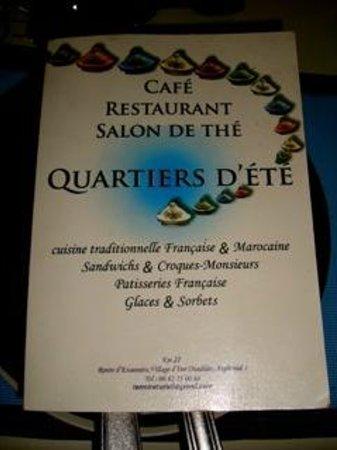Quartier d'Ete - Cafe, Restaurant & Patisserie